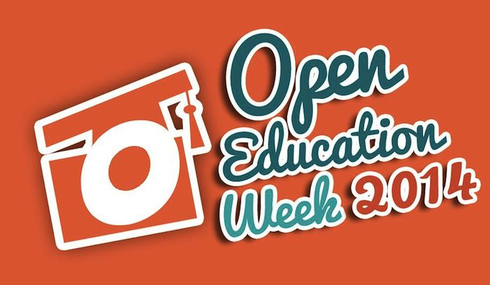 Open Education Week 2014
